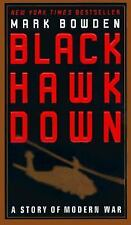 Black Hawk Down : A Story of Modern War by Mark Bowden (2001, Paperback) FF602