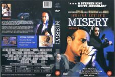 Misery (1990 - Kathy Bates / DVD)