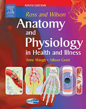 Ross and Wilson Anatomy and Physiology in Health and Illness by Janet S....
