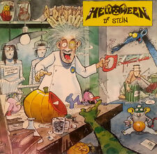 "Helloween Dr. Stein - 12"" Maxi - k426 - Original Inner Sleeve - washed & cleaned"