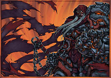 WAR - Darksiders -  Wall Poster - 20in x 30in ( Fast shipping  in Tube ) 012