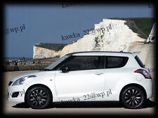 Suzuki Swift 2011+ 3&5-door Rear Roof Spoiler ~PRIMED & PREPARED~