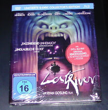 LOST RIVER LIMITIERTE COLLECTOR´S MEDIABOOK EDITION BLU RAY + DVD NEU & OVP
