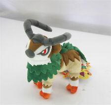"""Pokemon Pocket Monster XY Gogoat Goats Soft Plush Stuffed Toy Doll Teddy 7"""" US"""