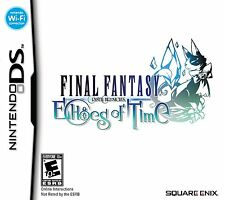 Final Fantasy Crystal Chronicles - Echoes Of Time - BRAND NEW Nintendo DS / DSi
