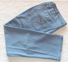 Paola Hochwertige Stretch-Jeans Stickerei und Strass  Gr.44