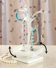 Butterfly Rotating Jewelry Stands Holder Organizer Display Stand Decor