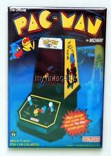"Vintage PAC-MAN Table Top Arcade Game COLECO 2"" x 3"" Fridge MAGNET MIDWAY PACMAN"
