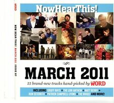 (FP795) Now Hear This! Issue 97 March 2011 - The Word CD
