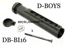 D-BOYS 6-Position Stock Pipe For M Series Airsoft Toy AEG DB-BI16 NOT FOR REAL