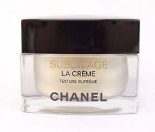 CHANEL SUBLIMAGE LA CREME TEXTURE SUPREME 1.7OZ 50G TST NO BOX FOIL SEALED $400