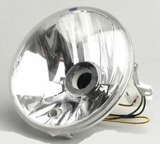 Vespa PX 125 150 200 Disc Clear Halogen Headlight Unit Genuine Piaggio Part