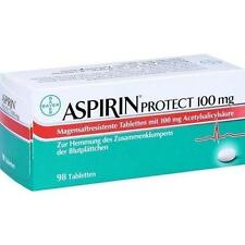 ASPIRIN PROTECT 100MG 98St 6706155
