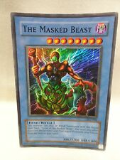 YuGiOh The Masked Beast Promo DL2-001
