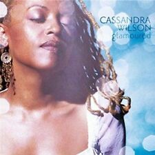Glamoured by Cassandra Wilson (CD, Oct-2003, Blue Note (Label))  near-mint cd