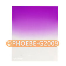 TianYa Gradual mauve purple Filter for Cokin P series