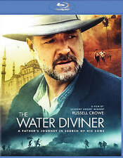DVD: Water Diviner, The (Blu-ray), Russell Crowe. New Cond.: Russell Crowe, Olga