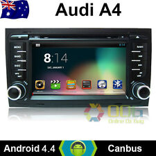 7 inch Android 5.1  Car DVD GPS Stereo Player Head Unit For AUDI A4 2003-2008
