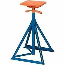 """Brownell Boat Stands MB3 SET OF 4 Painted with Tops, Height 25"""" - 38"""" New"""