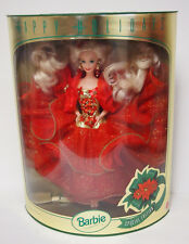 Happy Holidays American 1993 Barbie Doll
