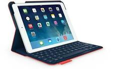 New Logitech Ultrathin Keyboard Folio Air Mars Red Orange iPad Air