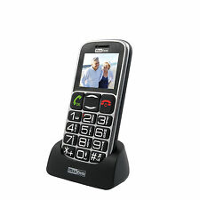 Unlocked Big Button Senior Mobile Phone Easy to Use SOS ICE2 Button -MaxCom 461