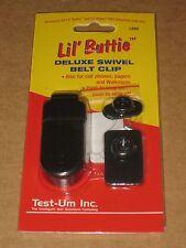 Brand NEW Test-Um Lil Buttie Deluxe Swivel Belt Clip LB60