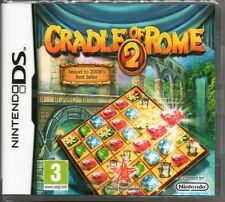 JEWEL MASTER: CRADLE OF ROME 2 GAME DS DSi Lite 3DS ~ NEW / SEALED