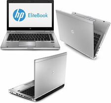 "HP EliteBook 8470p 14"" - i5 3rd Gen 8GB Ram - 180G0B SSD-Win 10 Pro"
