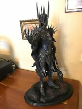 The Dark Lord Sauron Statue de Sideshow Collectibles (# 7,272 / 9,500)