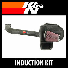 K&N 57i Performance Air Induction Kit 57-2570 - K and N High Flow Original Part