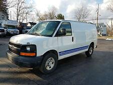 2006 Chevrolet Express Base Standard Cargo Van 3-Door