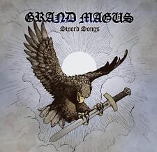 GRAND MAGUS - Sword Songs CD + bonus tracks