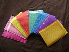 300 Pick Your Color 6 x 9 Bubble Mailer Self Seal Envelope Padded Protective