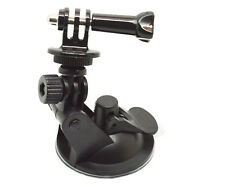 Mini Car Windshield Suction Cup Mount Stand Holder fr SJ4000 Gopro Action Camera