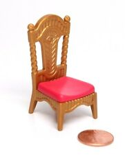Playmobil Princess Castle Fancy Pink Gold Dining Room Chair Furniture 4250