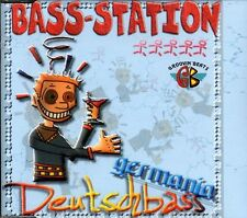 Bass-Station - Germania Deutschbass ♫ Maxi-Single-CD von 1997 ♫ NEU ♫