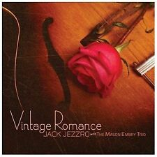 Vintage Romance by Jack Jezzro/The Mason Embry Trio (CD, Jan-2014, Chordant)