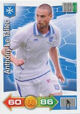 ANTHONY LE TALLEC # AJ.AUXERRE CARD PANINI ADRENALYN 2012