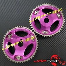 Adjustable Cam Gears Pulley Toyota Supra Soarer Mark II 1JZ 2JZ JZX100 JZA80 RZ