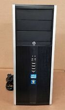 HP Elite 8200 MT Core i7-2600 3.4GHz # 4 GB Ram # 500 GB #Windows 7 Pro Genuine
