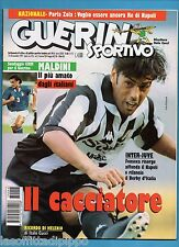 GUERIN SPORTIVO-1997 n.46- FONSECA-MALDINI-ZOLA -CALCIOMONDO