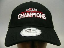 TRI-CITY VALLEY CATS - 2010 NEW YORK PENN LEAGUE CHAMPIONS - BALL CAP HAT!
