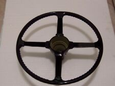 Jaguar XK120  17 inch STEERINGWHEEL   (new)