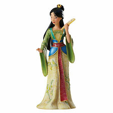 Disney Showcase Collection 4045773 Haute-Couture Mulan New & Boxed