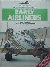 "EARLY AIRLINERS, 1980 BOOK (IMPERIAL AIRWAYS ""CITY OF KARACHI"" DH.66 CVR"