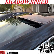 Painted V Type Rear Roof Spoiler For 2011~16 Chrysler 300/300C/SRT8 II Sedan ✪