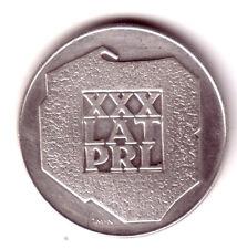 POLONIA 200 ZL. plata 1974 S/C 30 años Republica Popular POLAND 200 Złotych