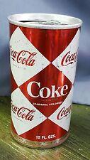 VINTAGE (CIRCA 1966) COCA COLA MULTI DIAMOND SODA CAN