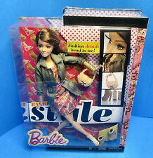 Barbie Style Fashion Doll- Teresa - Dress Jacket Shoes - New in Package
